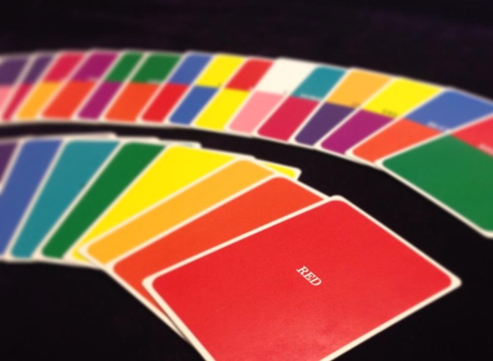 【ママのお悩み相談】カラーカード占い